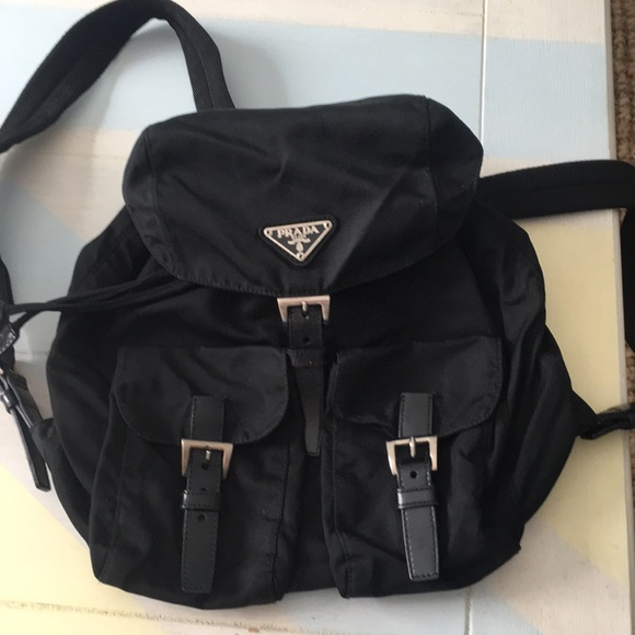 f116c958477 Authentic Prada backpack. M 5a52506b72ea88b4f200e298